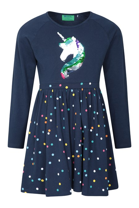 034289 POPPY LS KIDS DRESS