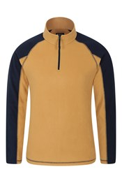 Ashbourne Mens Half-Zip Fleece