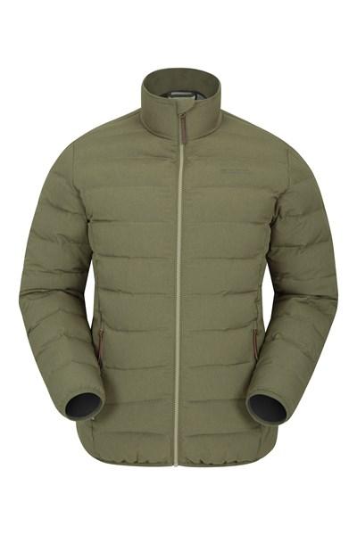 Herne Mens Padded Jacket - Green
