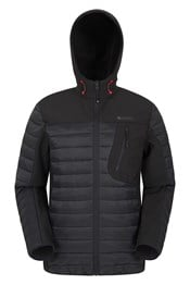 Turbine II Mens Insulated Softshell