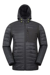 Turbine II Mens Padded Softshell