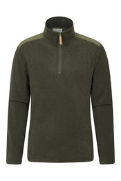 Hebridean Panel Mens Fleece