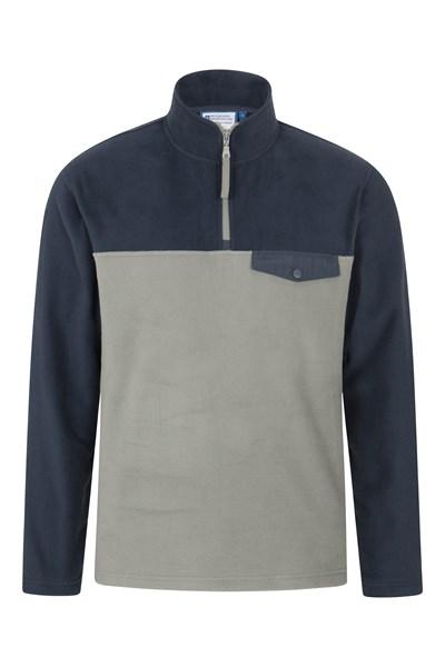 Kodiak Mens Fleece - Grey