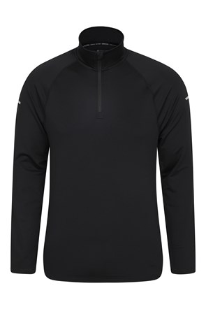 Kilo Mens Half Zip Top