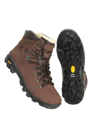 Excursion Waterproof Vibram Mens Boots