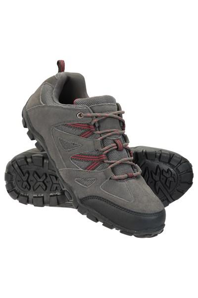 Outdoor III Mens Walking Shoes - Grey