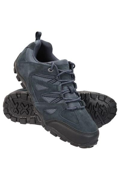 Outdoor III Mens Walking Shoes - Navy
