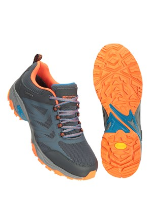 Saturn Extreme Vibram Mens Waterproof Trail Shoes