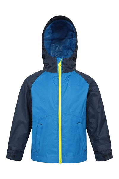 Torrent II Kids Waterproof Jacket - Blue