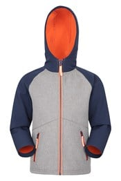 Apollo Kids Water-Resistant Softshell
