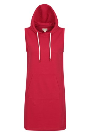 Move Womens Pull Over Hoodie Dress