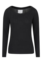 Super Soft Womens Round Neck Knitted Top