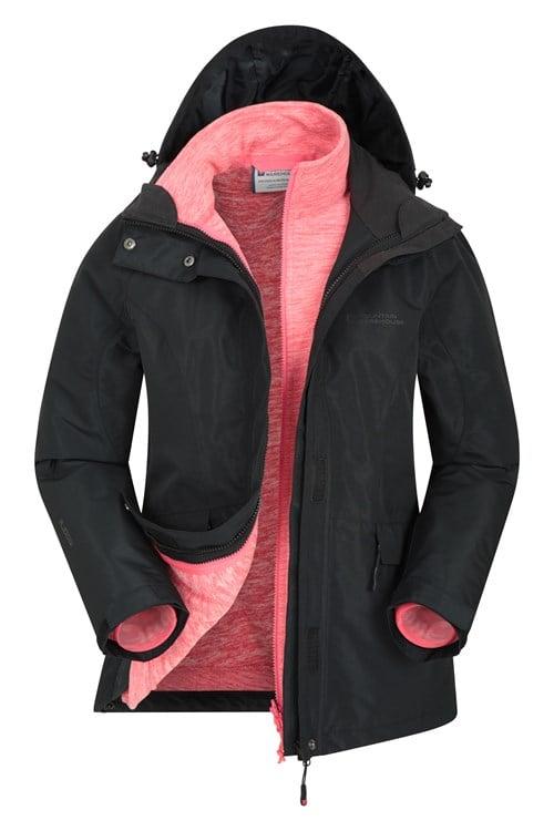 Mountain Warehouse WMS Thunder Storm pour Femme 3 en 1 veste