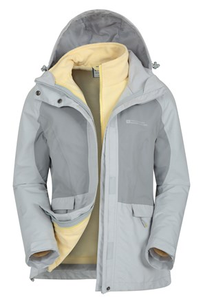 Thunderstorm 3-in-1 Damenjacke