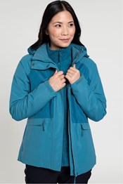Thunderstorm 3-in-1 Womens Jacket