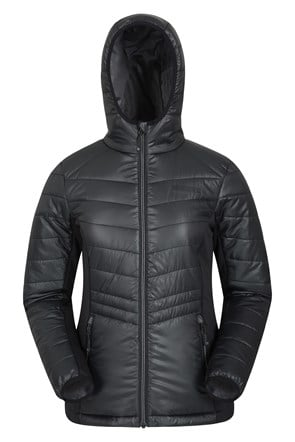 Turbine Womens Padded Softshell