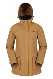 Street Womens Waterproof Padded Jacket