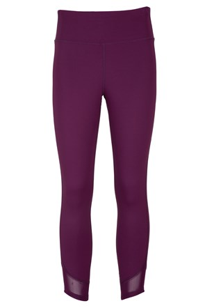 Mesh Motion Damen-Leggings