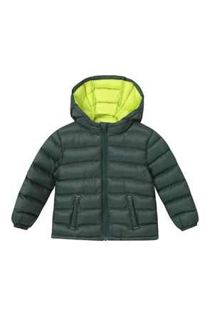 Seasons Baby Steppjacke