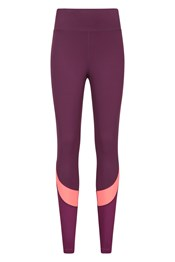 Core Sculpted Bonded Waistband Womens Leggings