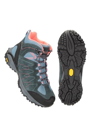 Rockies Waterproof Womens Vibram Boots