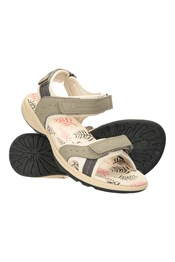 Athens Printed Womens Sandals
