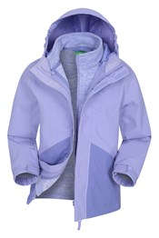 Hailstorm 3-in-1 Kids Waterproof Jacket