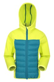 Turbine II Kids water-Resistant Padded Jacket