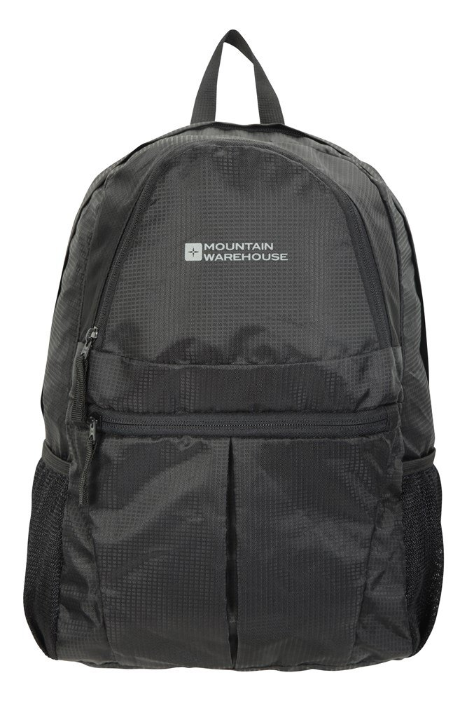 Hiking 22l Packaway Backpack - Black