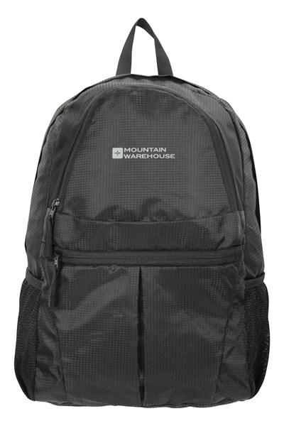Hiking 22L Packaway Backpack - Black