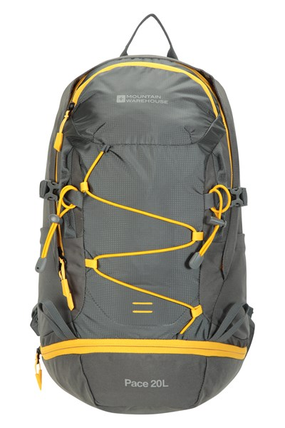 Pace 20L Backpack - Grey