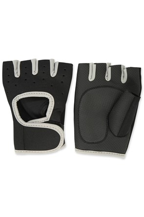 Contrast Training Gloves