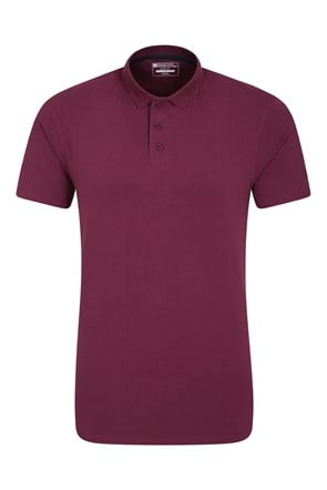 Jersey Slim Fit Mens Polo