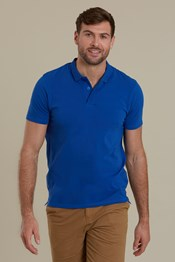 Polo Homme Jersey Slim Fit