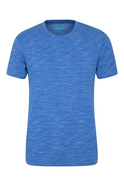 Hasst Slim Fit Mens T-Shirt - Blue