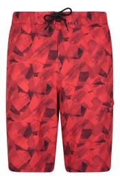 Printed Mens Swim Shorts