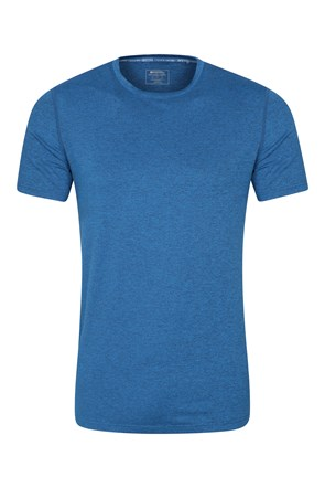 Echo Melange Mens Recycled Tee
