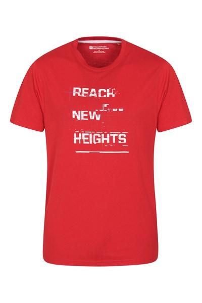 Reach Mens T-Shirt - Red