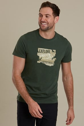 Outdoor Explorer Mens Tee