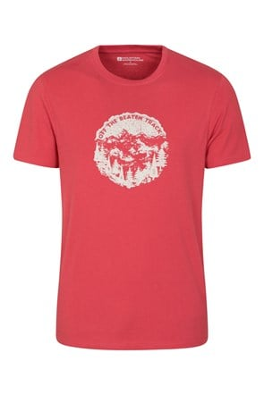 Off the Beaten Track Mens Tee