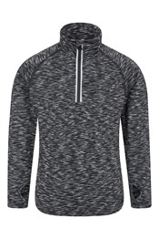 Sprint Half-Zip Kids Midlayer Top