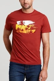 T-Shirt Homme Palm