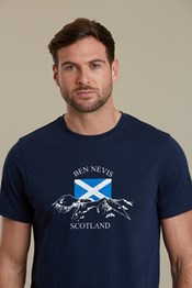 Scottish Highlands - t-shirt męski
