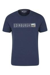 T-shirt Edinburgh homme