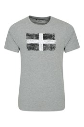 Cornish Flag Mens T-Shirt