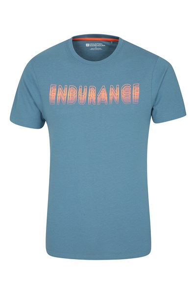 Endurance Mens T-Shirt - Navy