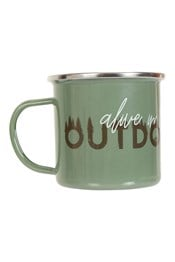 Enamel Mug - Alive in the Outdoors