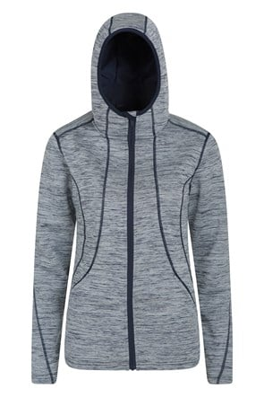 Namastay Womens Full-Zip Hoody