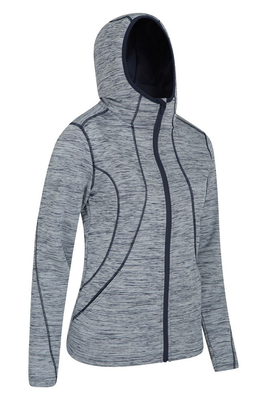 Mountain Warehouse WMS namastay Full Zip pour Femme à Capuche