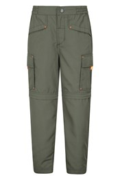 Kalahari Lightweight Ripstop Kids Trousers